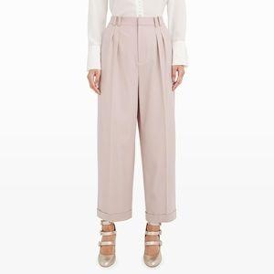 Club Monaco pink Braxlee Cropped Pant - size 00
